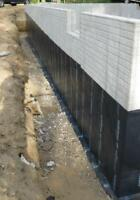 ***BRADFORD WATERPROOFING, EXCAVATION, DEMO, EXPERTS.!!!***
