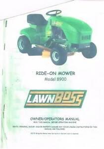 Lawn Boss Ride On Mower plus Lawn Sweeper Cordalba Bundaberg Surrounds Preview
