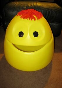 Little Tikes Tykes Retired Ollie Toy Box or Clothes Hamper London Ontario image 1