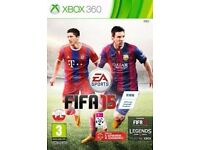 FIFA 15 & 12 for Xbox 360