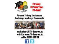 Boot Camp Outdoor Exercise In Renfrew/Paisley