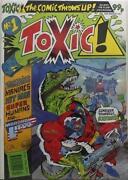 Toxic Comic
