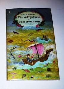 J.R.R .Tolkien, The Adventures of Tom Bombadil, 1/1 edition
