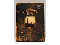 Blackmore's Night 'Paris Moon' DVD + CD set