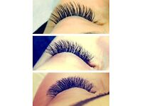 Eyelash Extensions, Waxing and Threading E6 , E16 , E14 plus mobile service