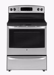 SPECIAL!!! Stainless stove with Ceramic, GE
