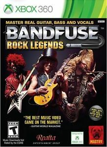 Bandfuse: Rock Legends - Brand New