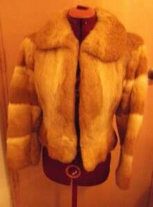 Vintage Rabbit fur jacket $200-00 Port Adelaide Port Adelaide Area Preview