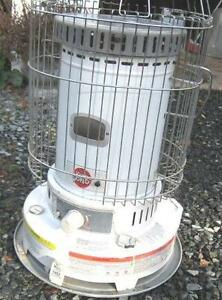 HEATERS 55,000 & 2400 BTU IN GREAT WORKING CONDITION