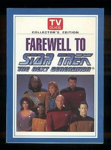 TV Guide – Farewell to Star Trek TNG  (Collector's Edition)