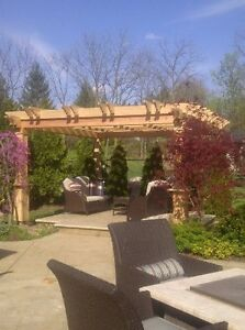 NOT TO LATE FOR YOUR DREAM FENCE, DECK OR PERGOLA. Cambridge Kitchener Area image 6