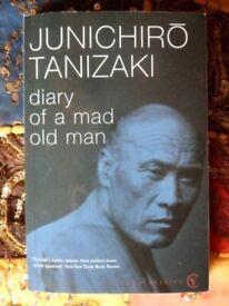 "JUNICHIRO TANIZAKI ""Diary of a mad old man"""