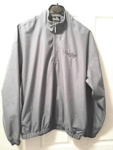 Ashworth Xlg Mens Blue Riverbend Golf Club Jacket New