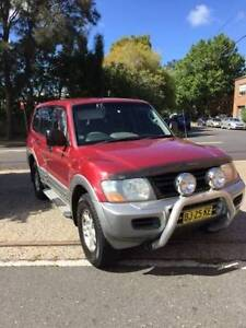 Mitsubishi Pajero 4x4 Landcrusier - Sydney Call 0 Woolloomooloo Inner Sydney Preview