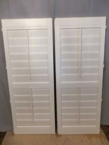 Louvered Shutters London Ontario image 1