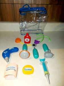 Toy Medical Kits Doctor's Kits London Ontario image 2