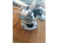 SME 3009 series 2 improved tonearm with Rotel RP1500 TT