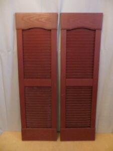 Non Movable Shutters
