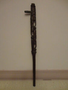 Antique Ebony Wood Cane London Ontario image 2