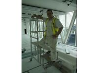 Polish Painter-Decorator 13 years experience in Uk
