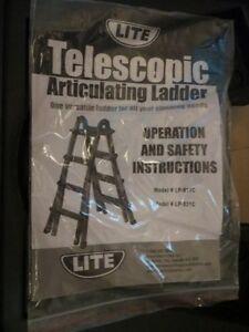 Telescopic Articulating Ladder Piece London Ontario image 2