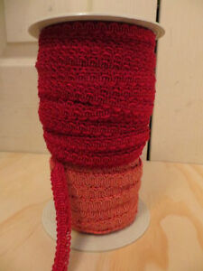 Red & Pink Assorted Ribbon