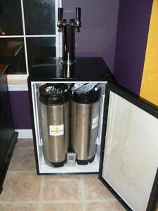 Wanted: Kegerator for 2 Corney Kegs or Keezer