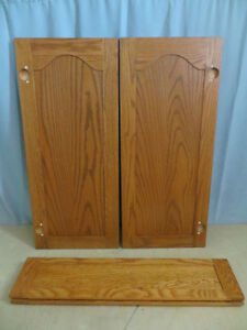 2 Cabinet Doors & 2 Cabinet Drawers London Ontario image 3