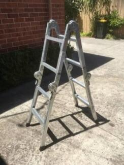 Lofty Multi-Purpose Aluminium Ladder