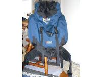 Lowe Alpine Rucksack 30L. Excellent Condition. £65 ono