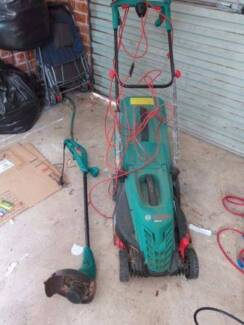 Electric Lawn Mover - Almost New