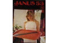 vintage janus 53 spanking magazine