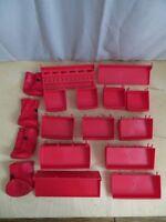 Plastic Wall Mounted Storage Bins