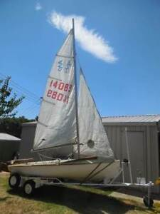 420 Dinghy Sail Boat Theodore Tuggeranong Preview