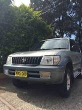 Toyota Land Cruiser 90 Seies for sale - Sydney Call 0 Woolloomooloo Inner Sydney Preview