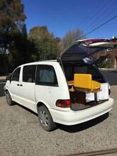Toyota Tarago Wagon Sleeps 2 People for sale- Sydney 0 Woolloomooloo Inner Sydney Preview