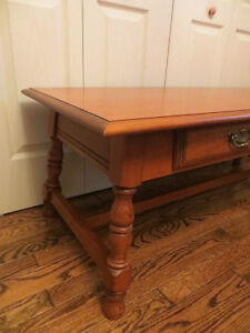 Coffee Table with Drawer London Ontario image 2