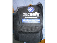 Rucksack - Pac Safe -Size: M - Excellent condition - £90 ono