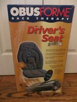 Obus Forme Back Therapy Drivers Seat Cushion