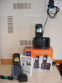 Binatone Shield 6015 twin phone