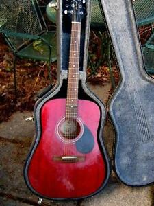 CLASSICAL GUITAR HAND MADE & SAMICK DREADNOUGHT