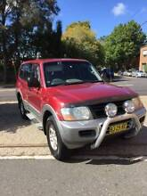 Mitsubishi Pajero 4x4 for sale - Sydney Woolloomooloo Inner Sydney Preview