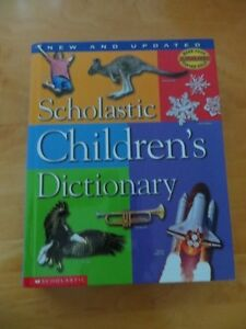 Scholastics Children's Dictionary London Ontario image 1