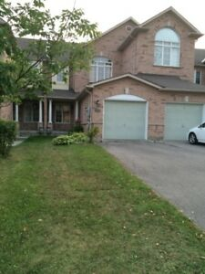 Immaculate Townhouse for Rent in Richmond Hill - Ravine View