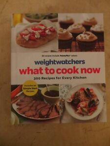Weightwatchers What to Cook Now Book London Ontario image 1