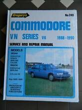 Gregorys Workshop/Service Manual - VN Commodore - Taking Offers Prospect Prospect Area Preview