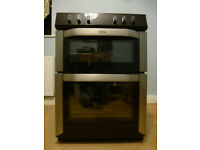 Belling Model FSE 60 DO Stainless Electric Cooker