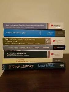 Law Textbooks in excellent condition Kangaroo Point Brisbane South East Preview