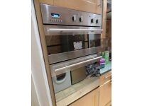 Baumatic electric double oven (built in type)