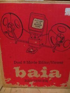 Baia Dual 8 Movie Editor / Viewer London Ontario image 2